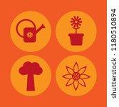 botany icon. botany vector... | Shutterstock .eps vector #1180510894
