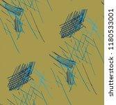 various hatches. seamless... | Shutterstock .eps vector #1180533001