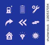 future icon. future vector... | Shutterstock .eps vector #1180537054