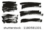 paint brush background high... | Shutterstock .eps vector #1180581331