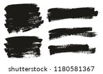 paint brush background high... | Shutterstock .eps vector #1180581367