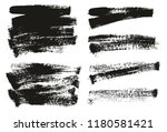 paint brush background high... | Shutterstock .eps vector #1180581421
