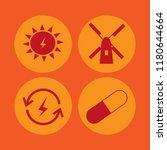 alternative icon. alternative... | Shutterstock .eps vector #1180644664