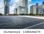 panoramic skyline and modern... | Shutterstock . vector #1180646674