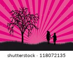 the future | Shutterstock .eps vector #118072135