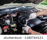 service car service auto repair | Shutterstock . vector #1180764121