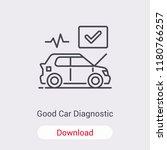 good car diagnostic modern...
