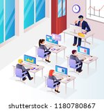 people characters... | Shutterstock .eps vector #1180780867