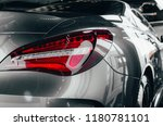closeup modern luxury grayback... | Shutterstock . vector #1180781101