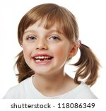 Baby Tooth    Little Girl With...
