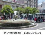 guadalajara  jalisco  mexico ...   Shutterstock . vector #1181024101