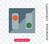 switch vector icon isolated on... | Shutterstock .eps vector #1181044591