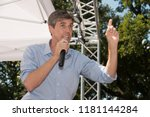 denton  texas   usa   09 15 18... | Shutterstock . vector #1181144284