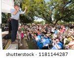 denton  texas   usa   09 15 18... | Shutterstock . vector #1181144287