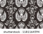"""""""batik gurdo""""  indonesian...   Shutterstock .eps vector #1181164594"""