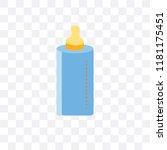 feeding vector icon isolated on ...   Shutterstock .eps vector #1181175451