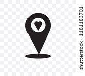 health clinic vector icon... | Shutterstock .eps vector #1181183701