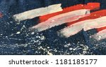 denim  jeans texture background....   Shutterstock . vector #1181185177