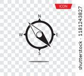 compass icon   nevigation...