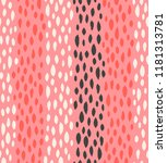 seamless pattern with small... | Shutterstock .eps vector #1181313781