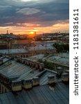 st petersburg  russia   ... | Shutterstock . vector #1181381611