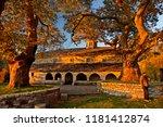 zagori region  greece  november ... | Shutterstock . vector #1181412874