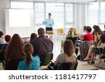 business and entrepreneurship... | Shutterstock . vector #1181417797