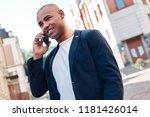 digital communications. young... | Shutterstock . vector #1181426014