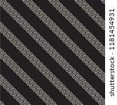 vector seamless rounded... | Shutterstock .eps vector #1181454931