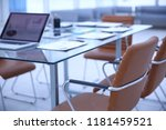 modern conference hall before...   Shutterstock . vector #1181459521