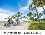 miami  usa   circa june 2017 ... | Shutterstock . vector #1181521837