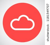 cloud vector icon 10 eps