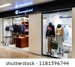 hong kong   september 17  2018  ... | Shutterstock . vector #1181596744