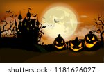 Halloween Party Invitation With ...