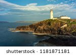 fanad lighthouse  county... | Shutterstock . vector #1181871181