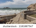 Sutro Baths Historical Area In...