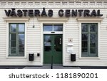 vasteras  sweden   may 7  2017  ... | Shutterstock . vector #1181890201