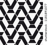 vector seamless pattern.... | Shutterstock .eps vector #1181891077