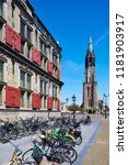 delft  netherlands   july 31st... | Shutterstock . vector #1181903917