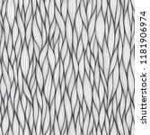 abstract wavy lines seamless... | Shutterstock . vector #1181906974