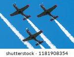 warsaw  poland   august 15 ... | Shutterstock . vector #1181908354