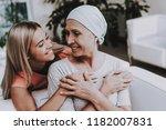 patient undergoes... | Shutterstock . vector #1182007831