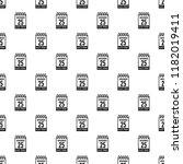 calendar twenty fifth of...   Shutterstock .eps vector #1182019411
