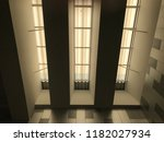 skylight roof when see from... | Shutterstock . vector #1182027934
