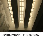 skylight roof when see from... | Shutterstock . vector #1182028357