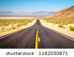 never ending road to death... | Shutterstock . vector #1182030871