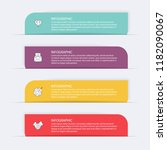 vector info graphics for your... | Shutterstock .eps vector #1182090067