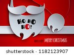 christmas banner  holiday... | Shutterstock .eps vector #1182123907