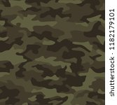 Seamless Camouflage Texture...