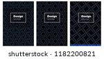 dark blue vector template for...